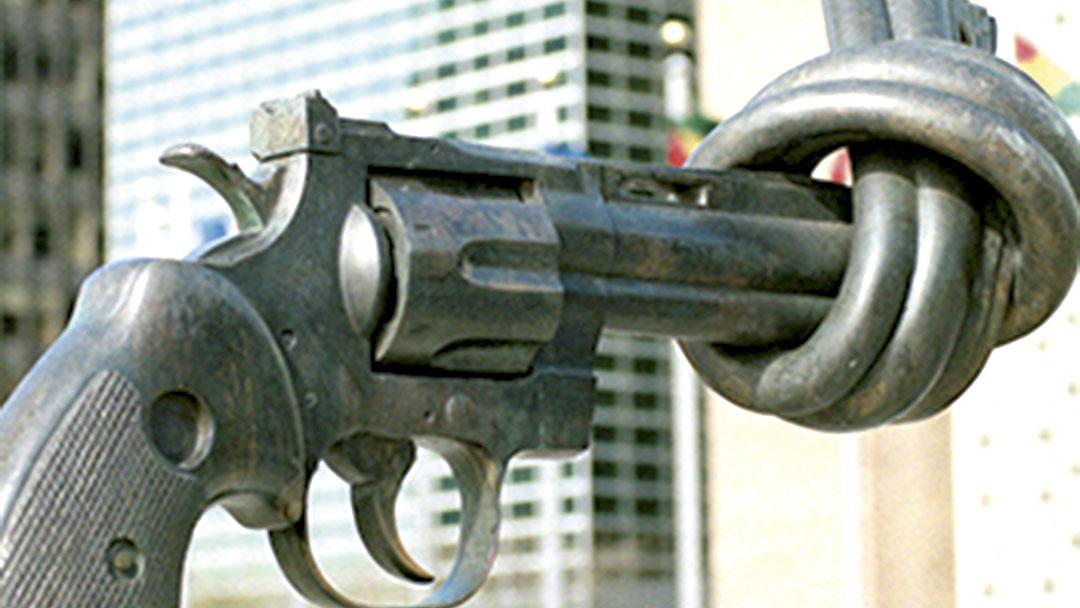 Calem-se as armas