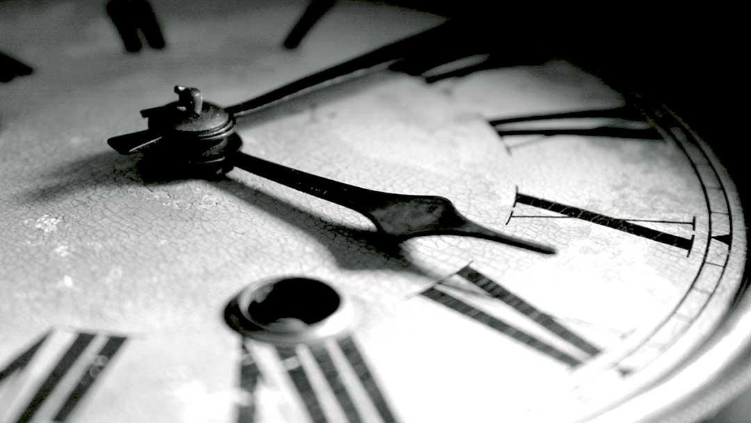 Sem tempo para rezar?