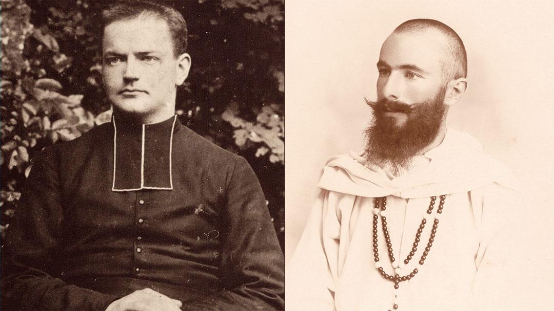 Santa Teresinha do Menino Jesus e os seus irmãos missionários