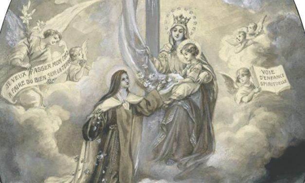 Santa Teresinha: exemplo de missionária