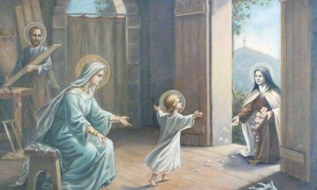 Santa Teresinha Menino Jesus:  profeta, doutora e missionária do Amor