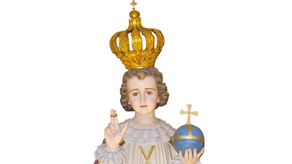 A Imagem do Menino Jesus de Praga