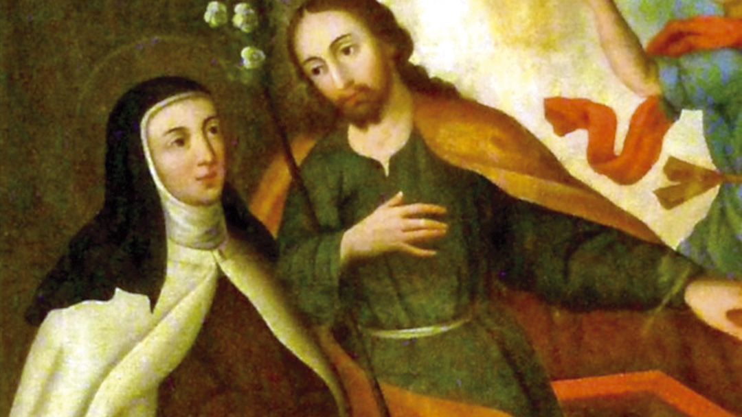 O Carmelo e São José